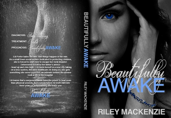 Beautifully Awake by Riley Mackenzie! Cover Reveal, Giveaway, Excerpt & Meet the Authors!