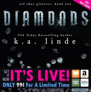 Diamonds release day promo